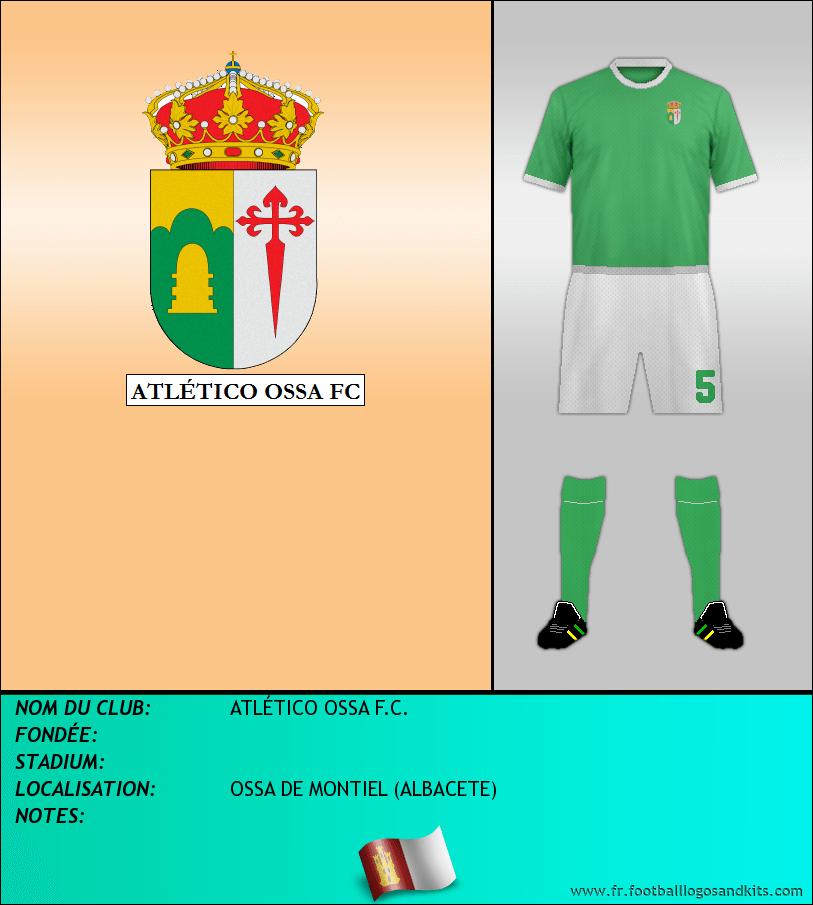 Logo de ATLÉTICO OSSA F.C.