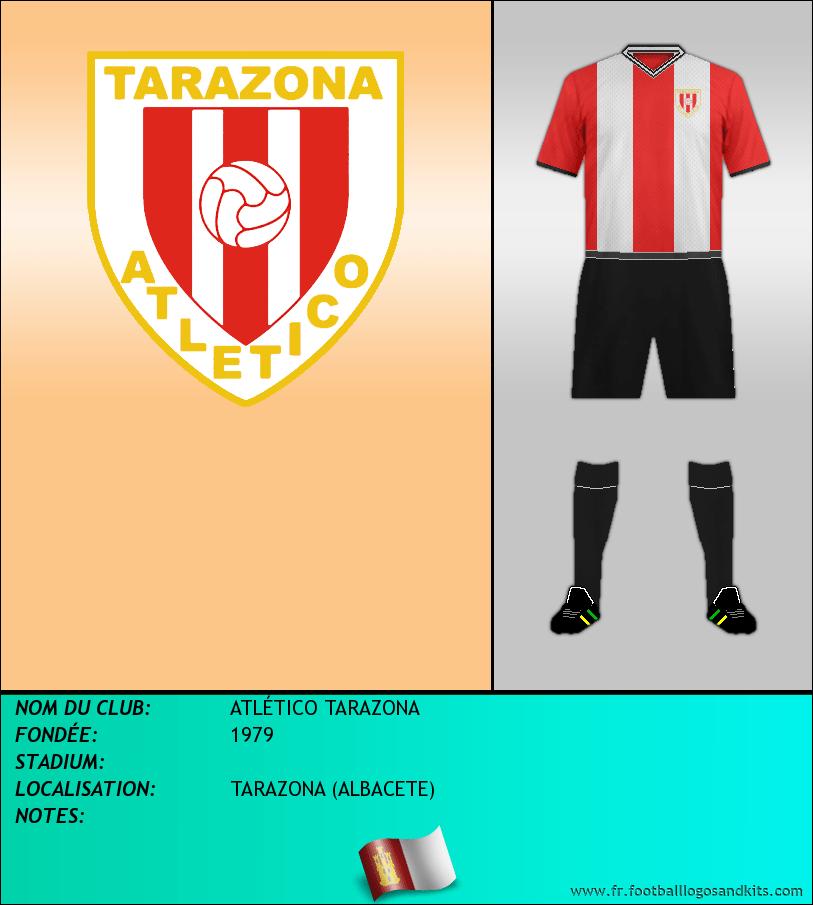 Logo de ATLÉTICO TARAZONA