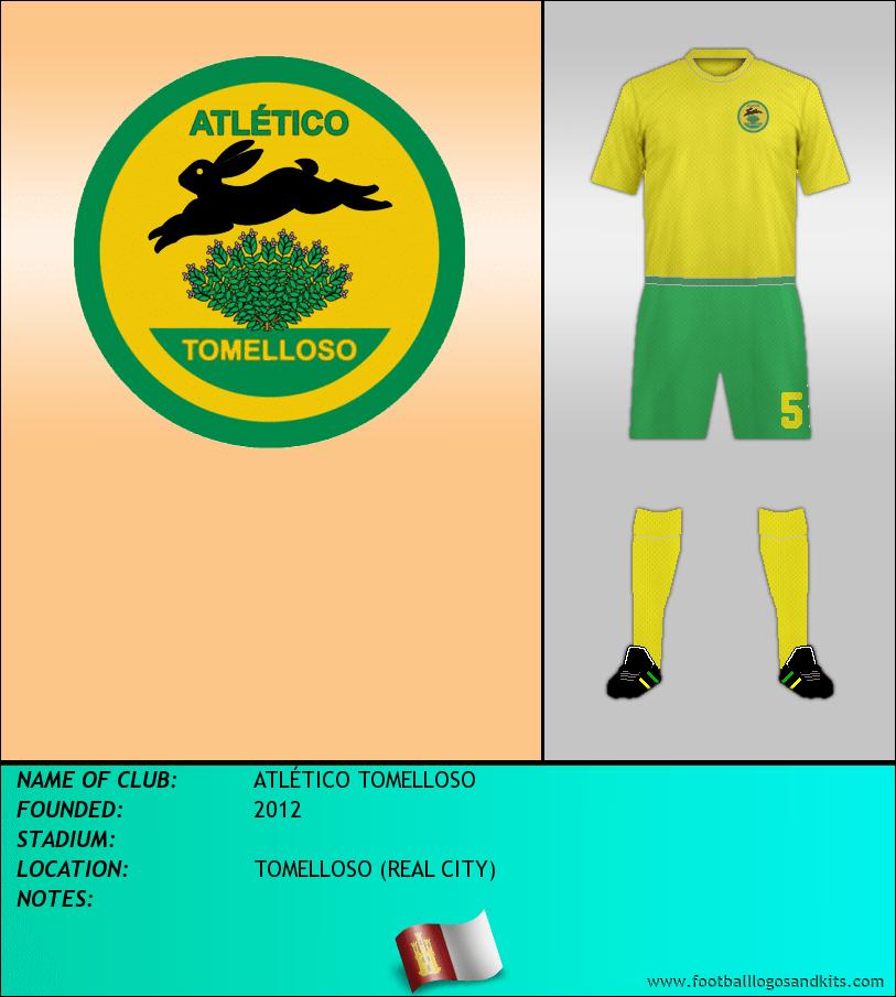 Logo of ATLÉTICO TOMELLOSO