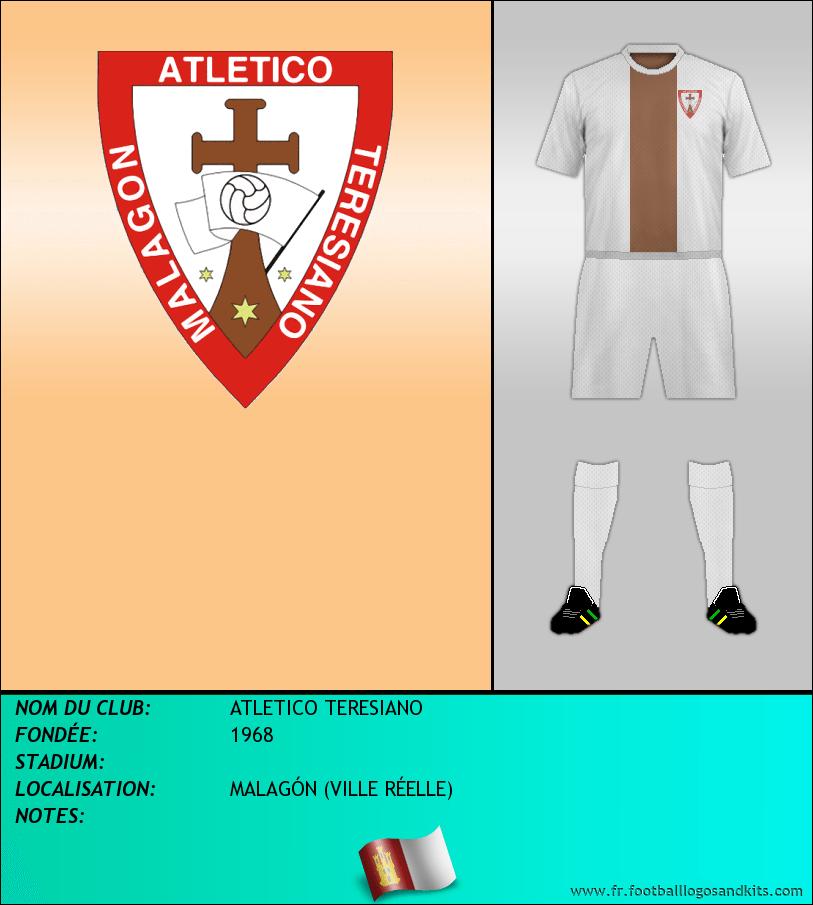 Logo de ATLETICO TERESIANO