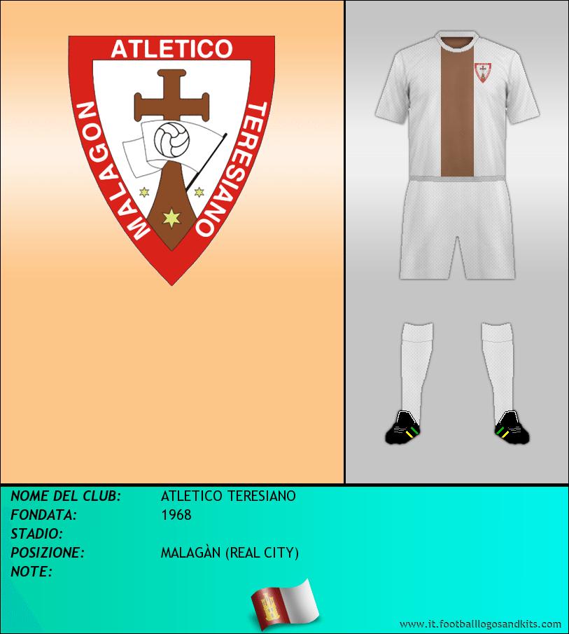 Logo di ATLETICO TERESIANO