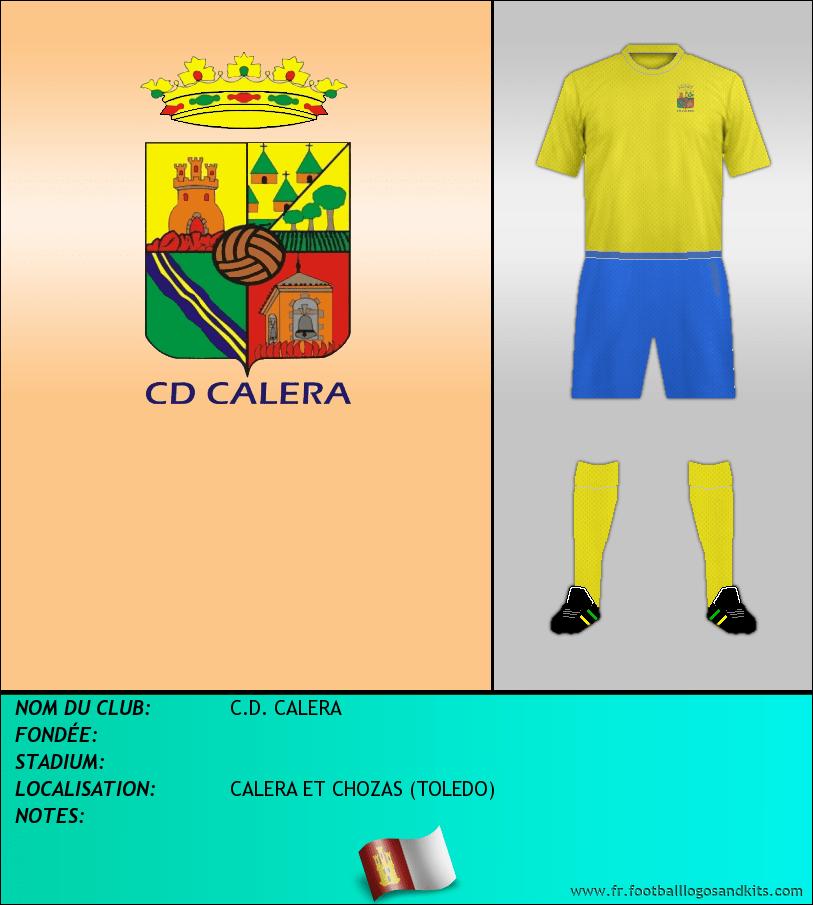 Logo de C.D. CALERA