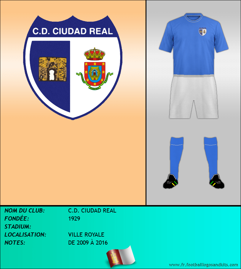 Logo de C.D. CIUDAD REAL