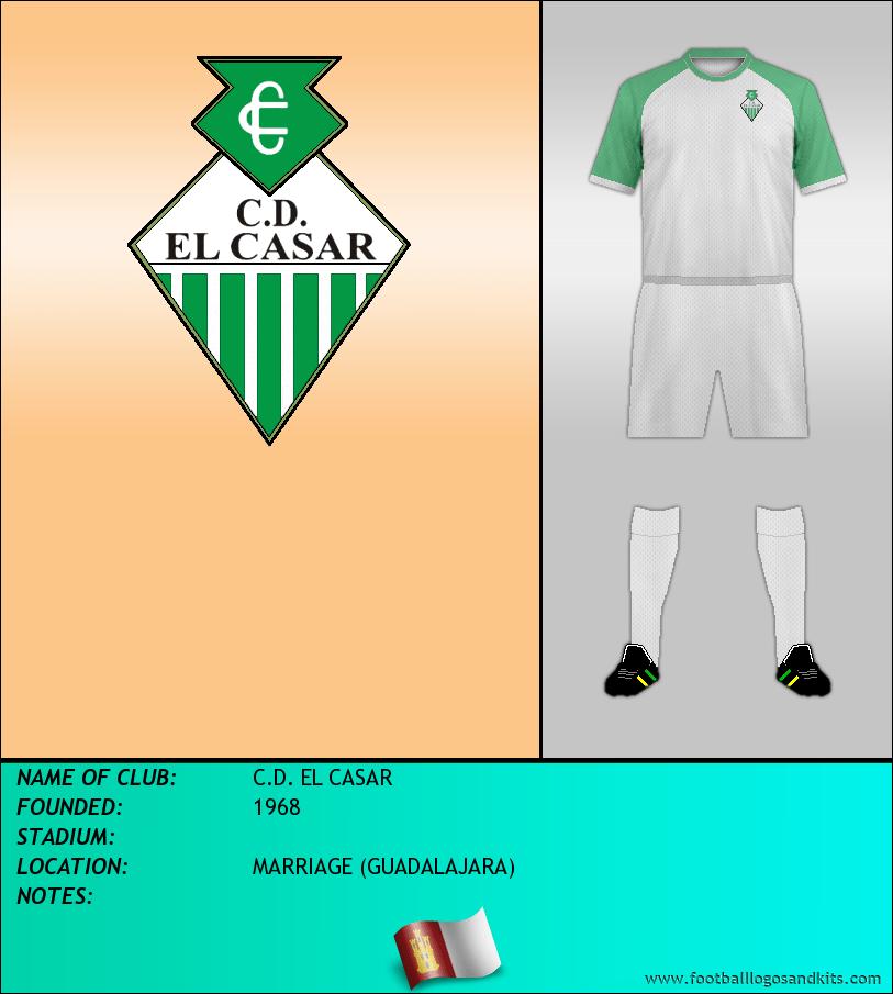 Logo of C.D. EL CASAR