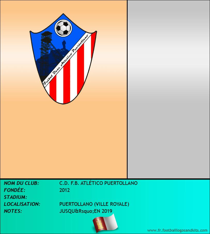 Logo de C.D. F.B. ATLÉTICO PUERTOLLANO