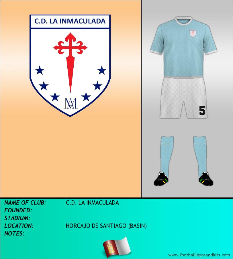 Logo of C.D. LA INMACULADA