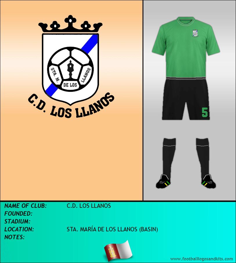 Logo of C.D. LOS LLANOS