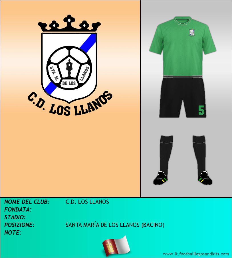Logo di C.D. LOS LLANOS