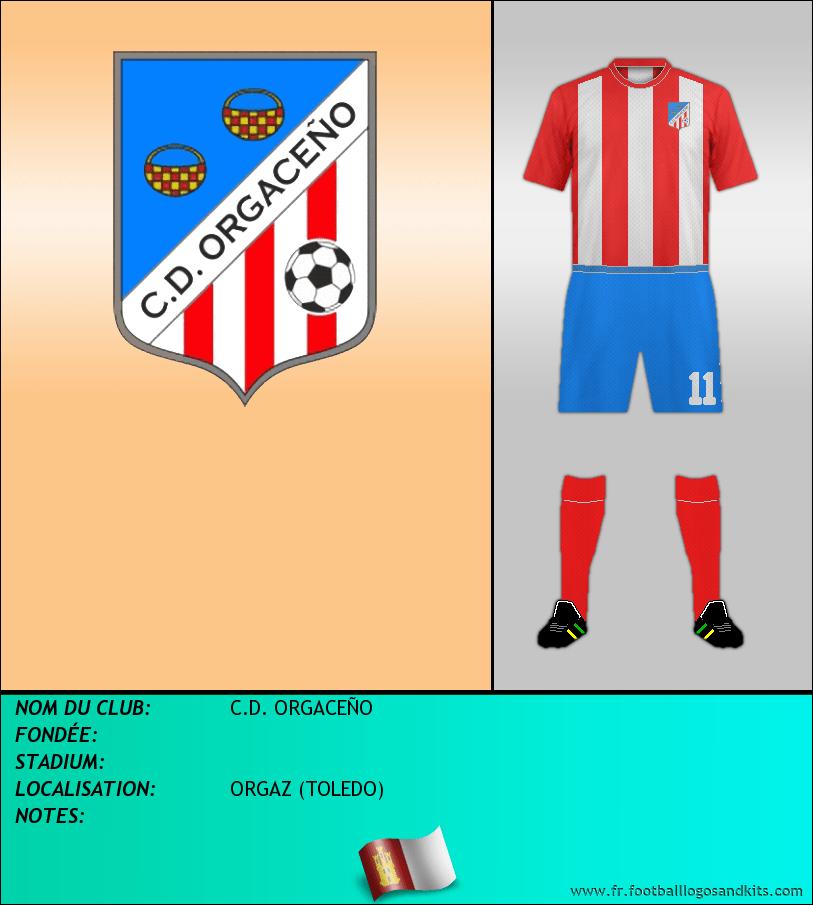 Logo de C.D. ORGACEÑO