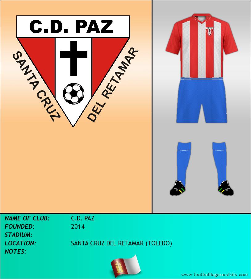 Logo of C.D. PAZ