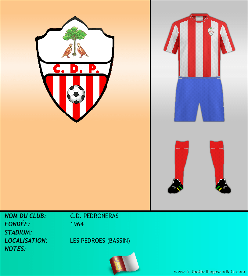 Logo de C.D. PEDROÑERAS