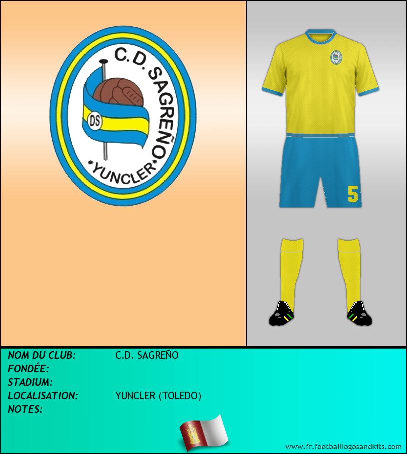Logo de C.D. SAGREÑO