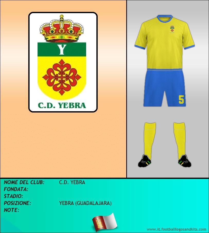 Logo di C.D. YEBRA