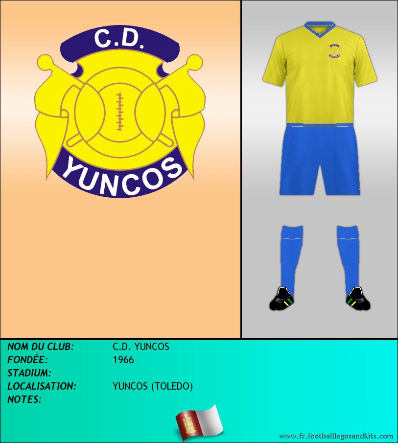 Logo de C.D. YUNCOS