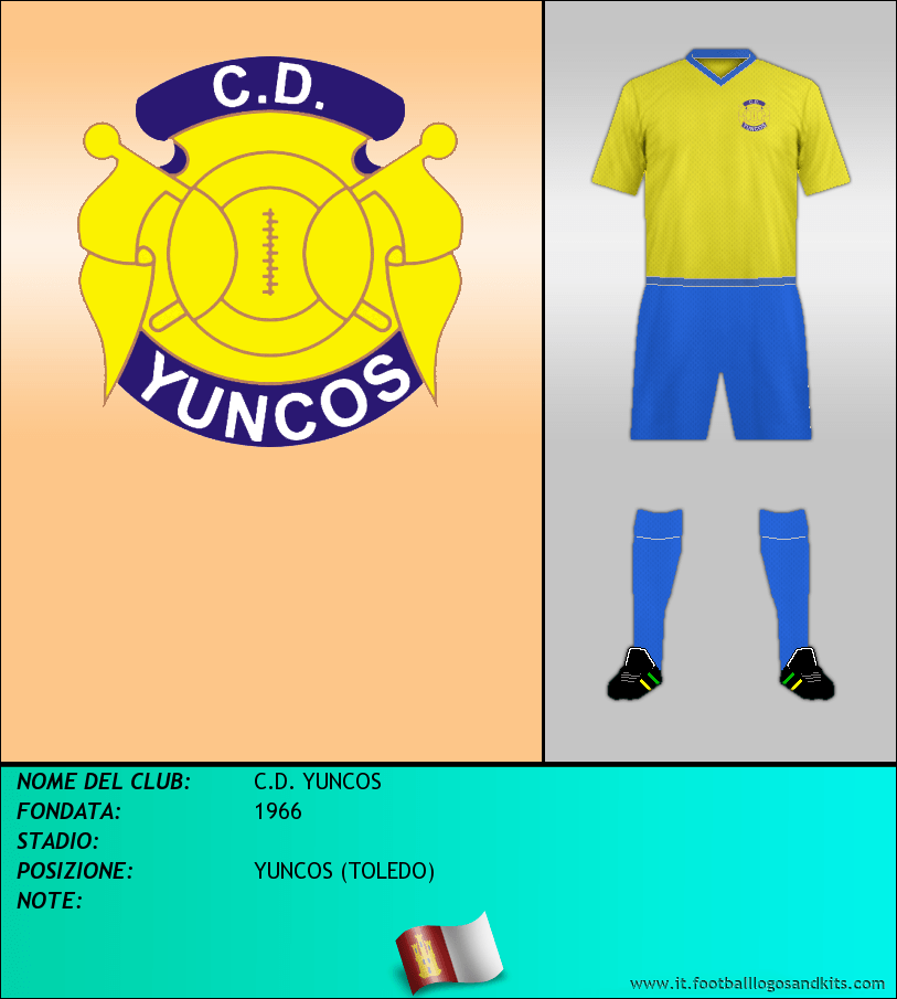 Logo di C.D. YUNCOS