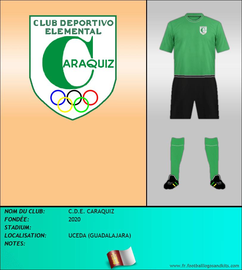 Logo de C.D.E. CARAQUIZ