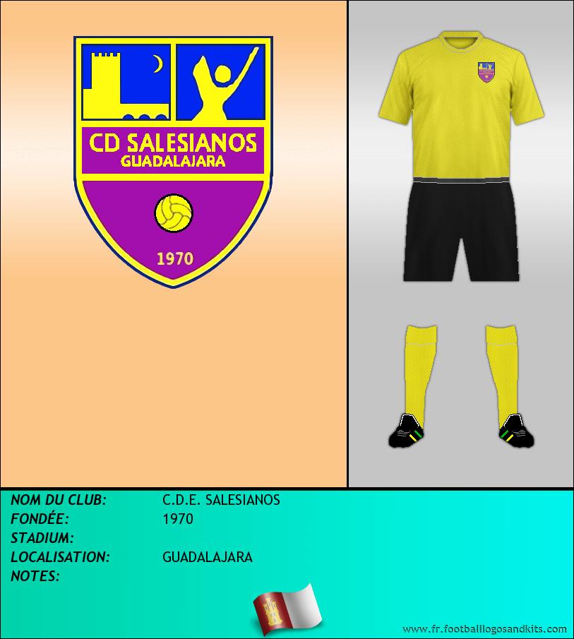 Logo de C.D.E. SALESIANOS