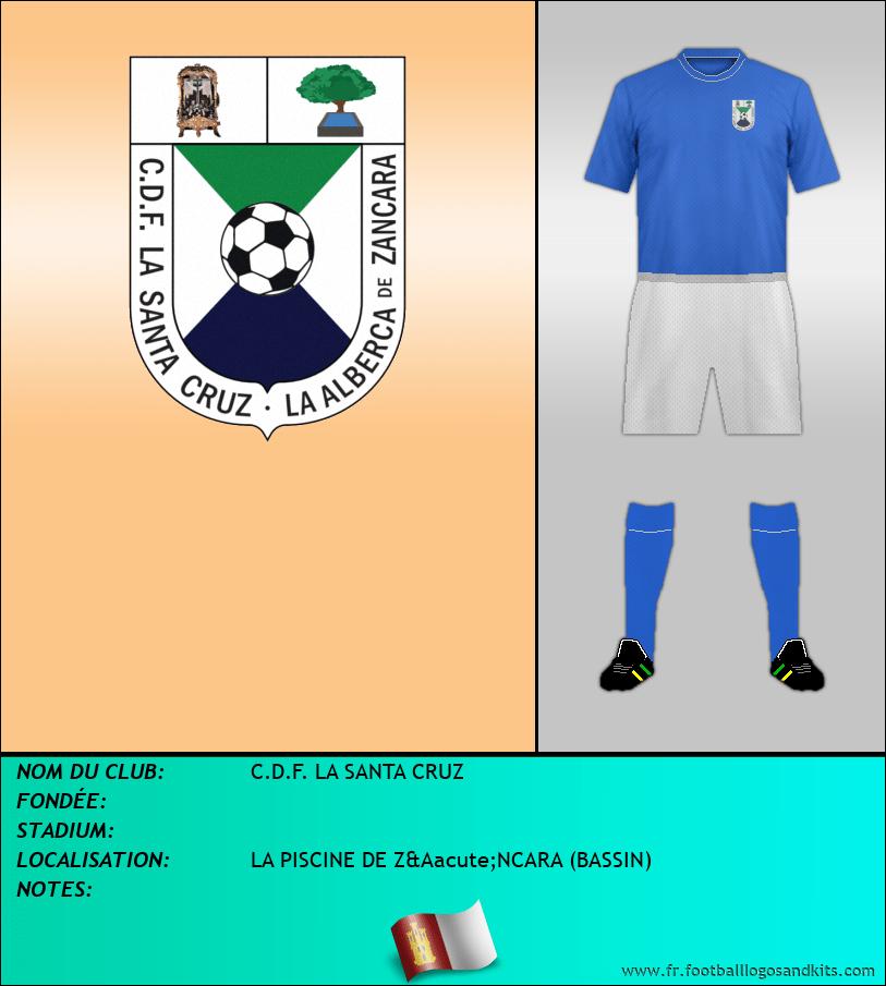 Logo de C.D.F. LA SANTA CRUZ
