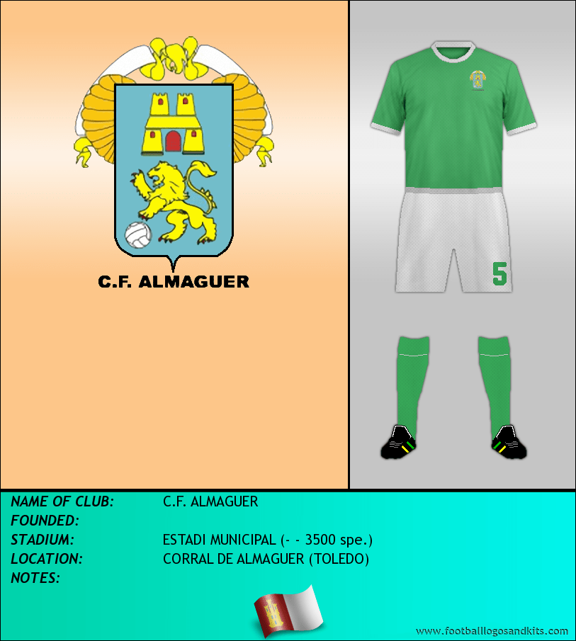 Logo of C.F. ALMAGUER