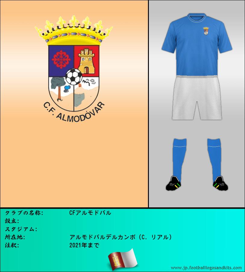 のロゴC. F. アルモドバル