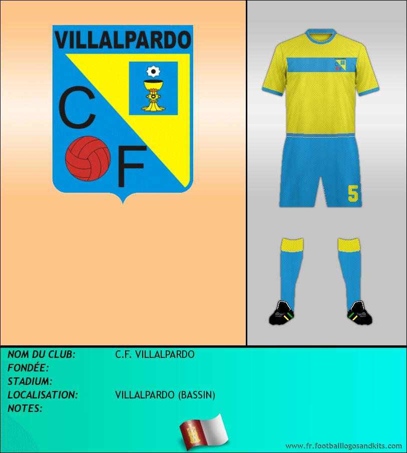 Logo de C.F. VILLALPARDO