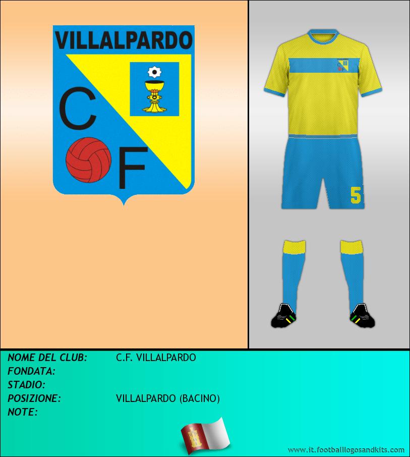 Logo di C.F. VILLALPARDO