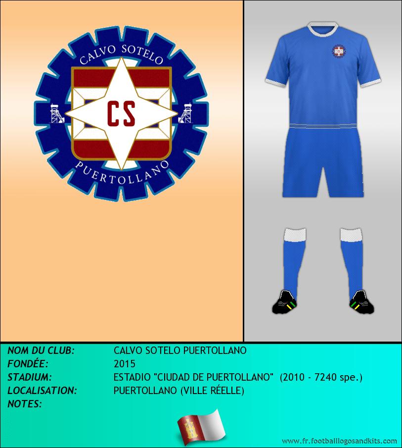 Logo de CALVO SOTELO PUERTOLLANO