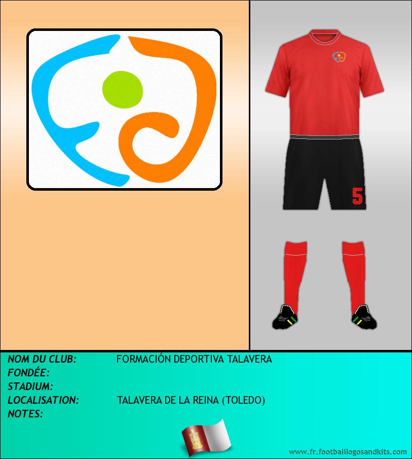 Logo de FORMACIÓN DEPORTIVA TALAVERA
