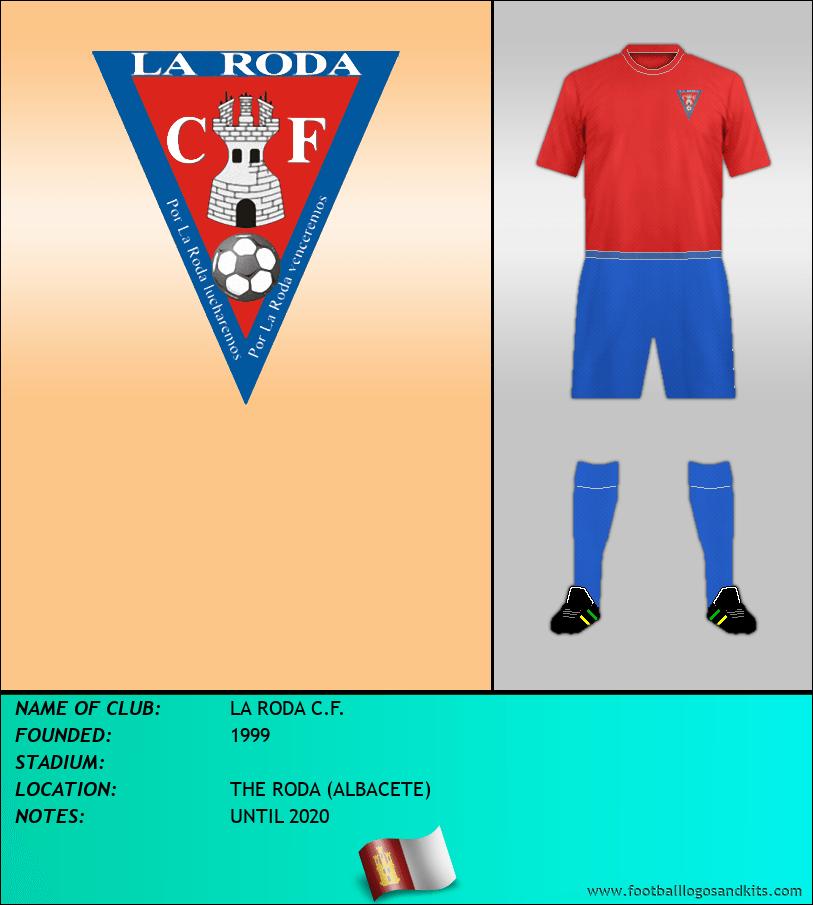 Logo of LA RODA C.F.