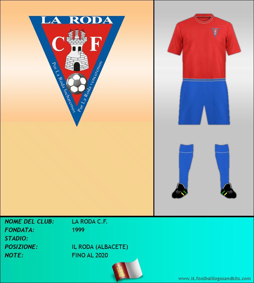Logo di LA RODA C.F.