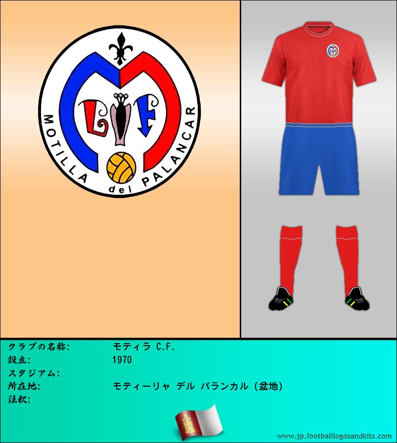 のロゴモティラ C. F.