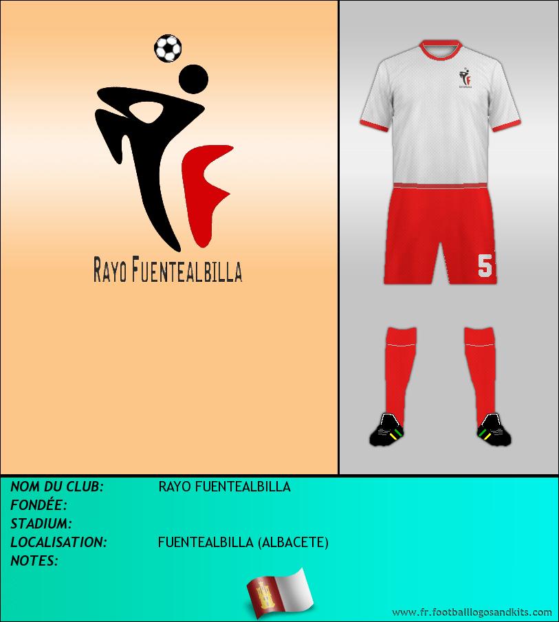 Logo de RAYO FUENTEALBILLA