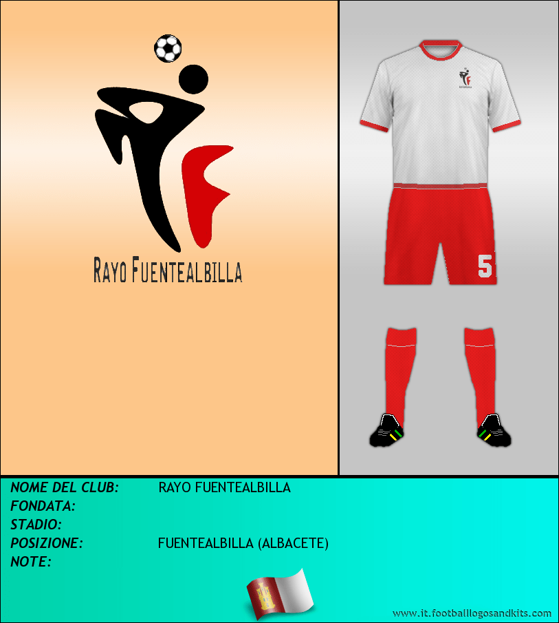 Logo di RAYO FUENTEALBILLA