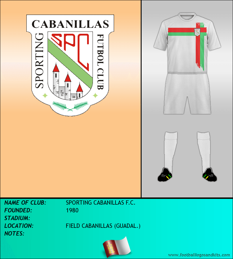 Logo of SPORTING CABANILLAS F.C.