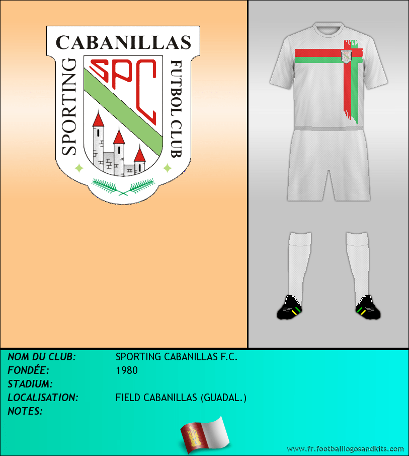 Logo de SPORTING CABANILLAS F.C.