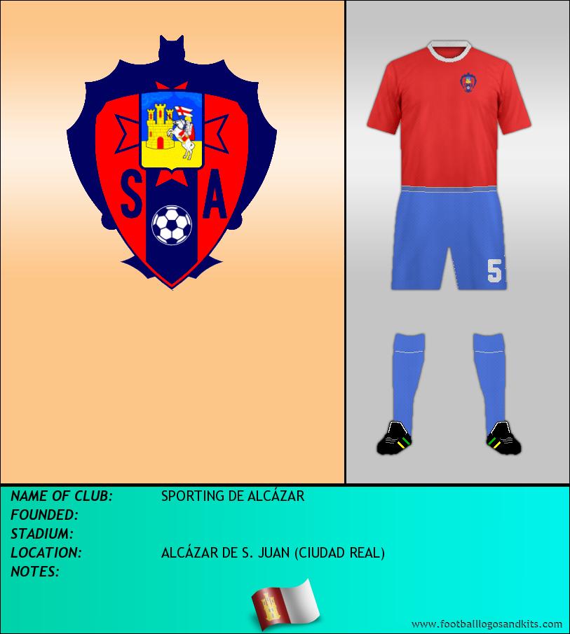 Logo of SPORTING DE ALCÁZAR