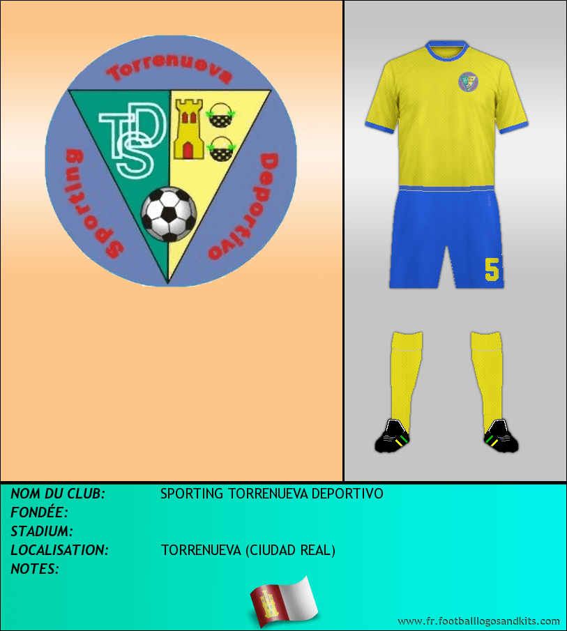 Logo de SPORTING TORRENUEVA DEPORTIVO