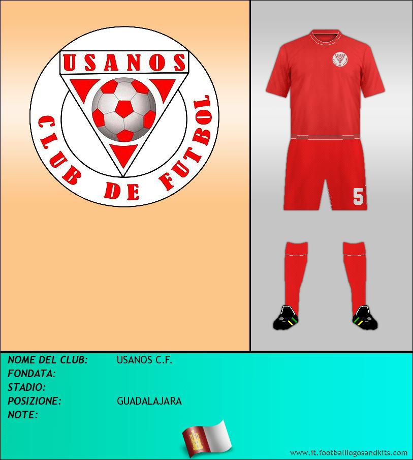 Logo di USANOS C.F.