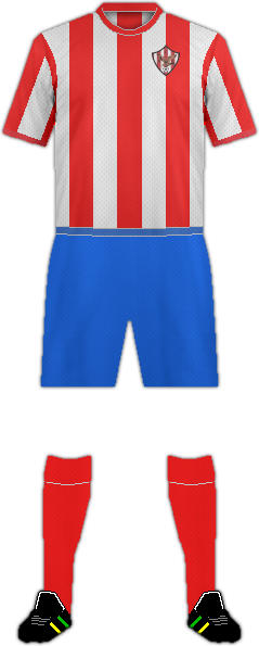 Kit ATLETICO C. BEMBIBRE