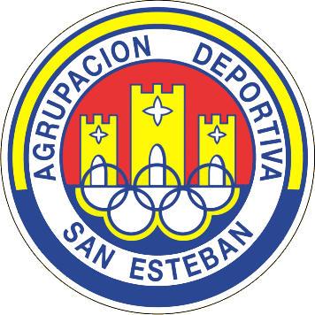 Logo of A.D. SAN ESTEBAN (CASTILLA Y LEÓN)
