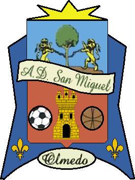 Logo of A.D. SAN MIGUEL OLMEDO (CASTILLA Y LEÓN)