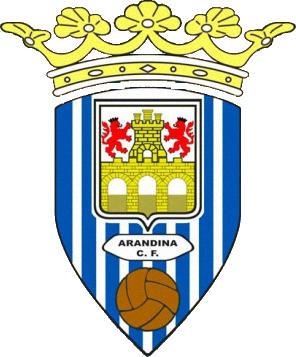 Logo of ARANDINA C.F. (CASTILLA Y LEÓN)