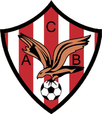 のロゴアスレチッククラブbembibre (カスティーリャ ・ イ ・ レオン)