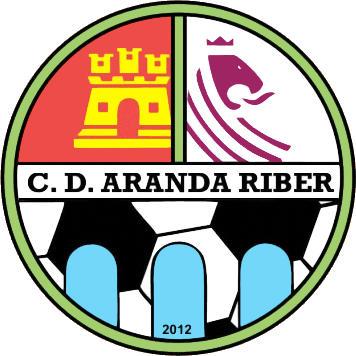 Logo of C.D. ARANDA RIBER (CASTILLA Y LEÓN)