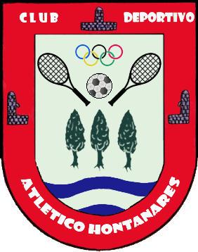 Logo of C.D. ATLÉTICO HONTANARES (CASTILLA Y LEÓN)