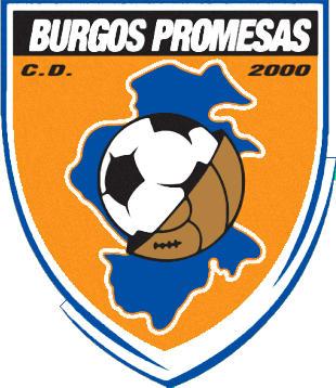 Logo of C.D. BURGOS PROMESAS (CASTILLA Y LEÓN)