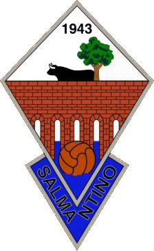 Logo of C.D. C.F. SALMANTINO (CASTILLA Y LEÓN)