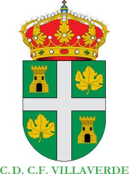 Logo of C.D. C.F. VILLAVERDE (CASTILLA Y LEÓN)