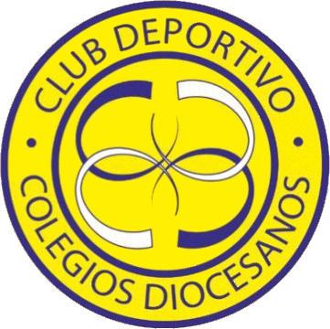 Logo of C.D. COLEGIOS DIOCESANOS (CASTILLA Y LEÓN)