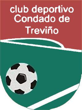 Logo C.D. CONDADO DE TREVIÑO (CASTILLA Y LEÓN)